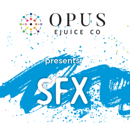 OPUS SFX RANGE - 30ml @ 3mg