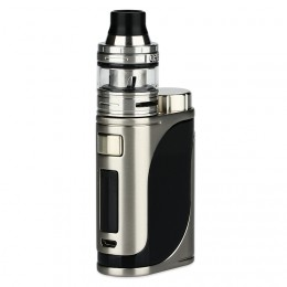 Eleaf - iStick Pico 25 85W with Ello TC Kit (Excluding Battery) - Silver Black