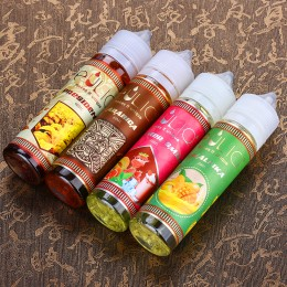 eULIQ - Premium e-Liquid 60ml @ 0mg