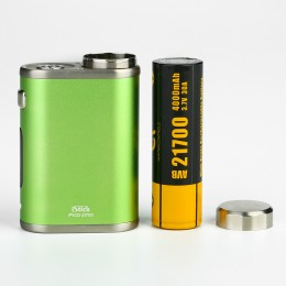 Eleaf - iStick Pico 21700 100W TC Box MOD 4000mA - Greenery