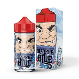Bizarre Blue Ice - Blue Raspberry Gummies - 100ml @ 3mg