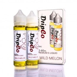 Drip Co - Wild Melon - 60ml @ 3mg