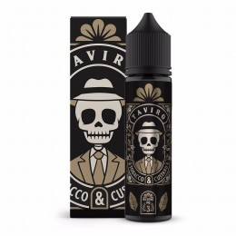 TAVIRO - TOBACCO & CUSTARD - 60ML @ 3mg