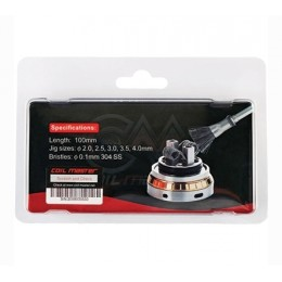 Coil Master - Steel Vape Brush