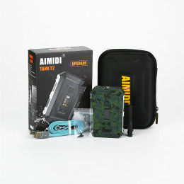 AIMIDI - Tank T2 240W TC Box MOD (Excluding Batteries) - Jungle