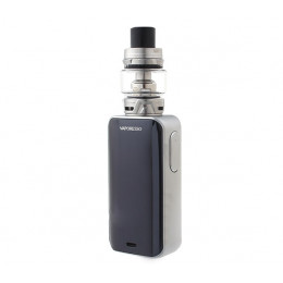 Vaporesso - Luxe 220W Touch Screen TC Kit with SKRR (Excluding Batteries) - Silver
