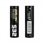 3200mAh - Golisi S32 IMR 20700 High-drain Li-ion Battery - 30A