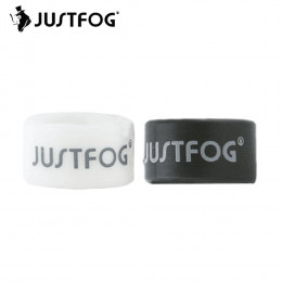 1pcs - Justfog Rubber Vape Band (For P14A/C14/Q14/Q16C) - White
