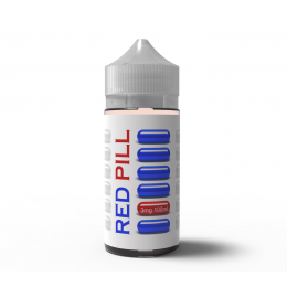 100ml - Vapour Mountain - Red Pill  @ 3mg
