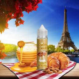 Guilty Pleasures - French Delicacy - 60ml @ 3mg