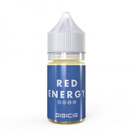 Digicig - RED ENERGY - 30ml @ 3mg