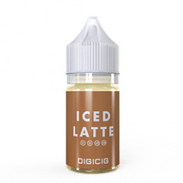 Digicig - Iced Latte - 30ml @ 3mg