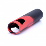 Silicone Sleeve - (for AIO) - Black and Red