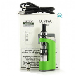 JUSTFOG - Compact 14 Kit 1500mAh - Green