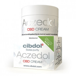 Cibdol - Aczedol (Acne CBD cream) - 50ml @ 100mg