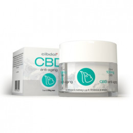 Cibdol - Anti-aging Cream with CBD - 50ml @ 100mg