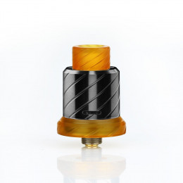 Italian BoomStick Engineering Reaper 18mm RDA - Black