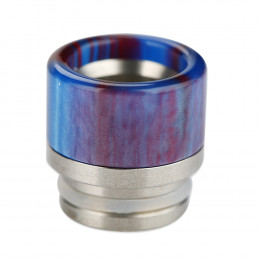 Resin Drip Tip for TFV8 - Blue