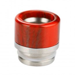 Resin Drip Tip for TFV8 - Red