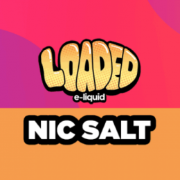 LOADED - SALT NIC @ 35mg @ R200