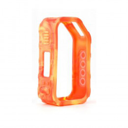 Silicone Case - for WISMEC Active MOD - Orange