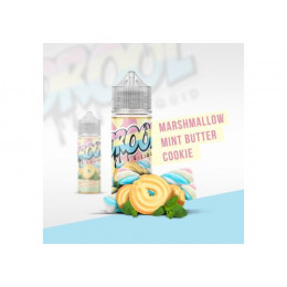 Drool – Marshmallow mint butter cookie - 100ml @ 2mg