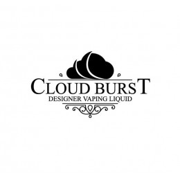 Cloud Burst Nic Salt e-liquid - 30ml @ 20mg / 30mg From R120