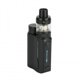 Vaporesso - Swag II 80W TC Kit with NRG PE Tank (Excluding Battery) - Black