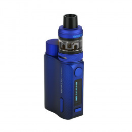 Vaporesso - Swag II 80W TC Kit with NRG PE Tank (Excluding Battery) - Blue