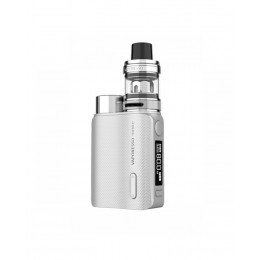 Vaporesso - Swag II 80W TC Kit with NRG PE Tank (Excluding Battery) - Silver