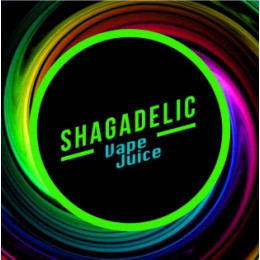 Shagadelic Vape Juice (Nic Salt) - 30ml @ 30mg / 50mg From R160