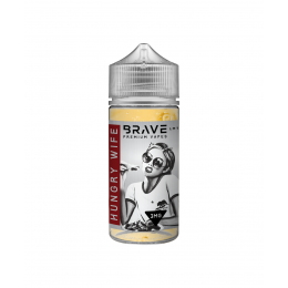 Brave LMT - Hungry Wife - 100ml @ 3mg