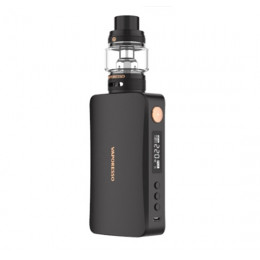 Vaporesso - GEN S 220W TC Kit With NRG-S Tank (Excluding Batteries) - Black