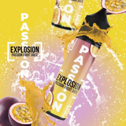 PASSION EXPLOSION - PASSION FRUIT JUICE - 120ml @ 3mg