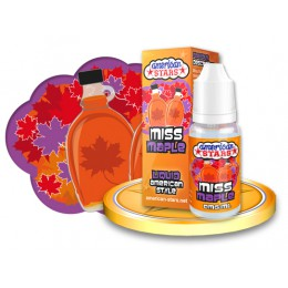 American Stars - MISS MAPLE - 6mg / 10ml
