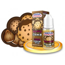 American Stars - NUTTY BUDDY COOKIE - 6mg / 10ml