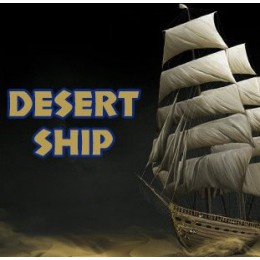 GREEN WAVE (Hangsen) - 50ml VG Desert Ship Tobacco (18mg)