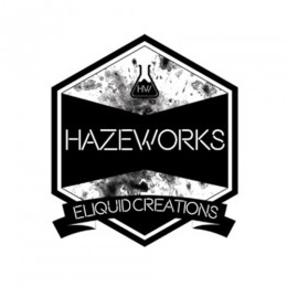 HAZEWORKS E-LIQUID - 30ml @ 3mg