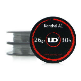 26ga - 10m UD Atomizer DIY Roll Coil (Kanthal A1 D=0.4mm 26AWG)