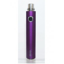 KangerTech --- 650mAh BATTERY - PURPLE (EVOD/eGo)