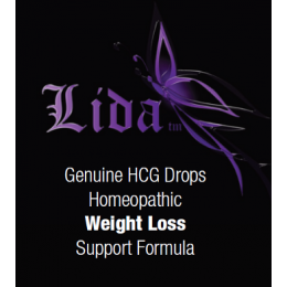 50ml Lida HCG Diet Drops x 3 Bottles