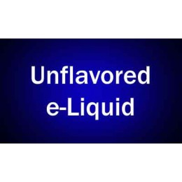 Unflavored Base E-Mix